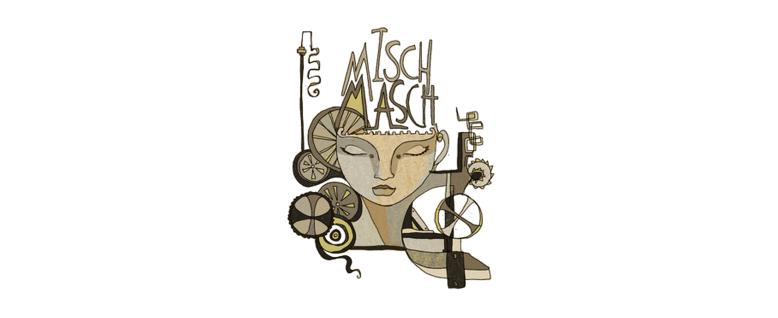 Misch Masch Logo Metallic